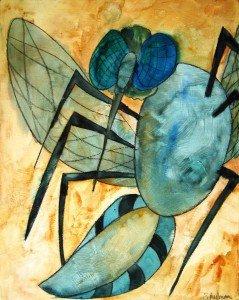 Mosquito Painting