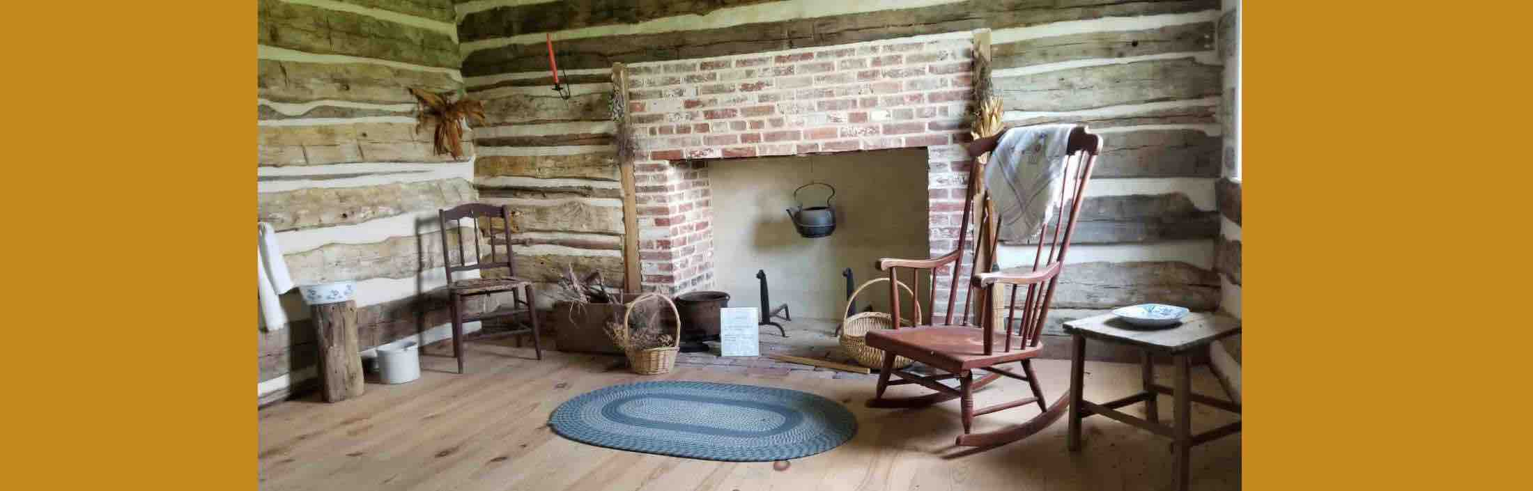 TUBMAN TRAVELS: The Webb Cabin