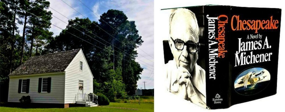 How This Little Backroads Chapel Evokes the Stories in Michener's Famous Novel