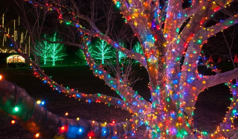 Christmas Classics: The Biggest Holiday Light & Decor Displays, 2018