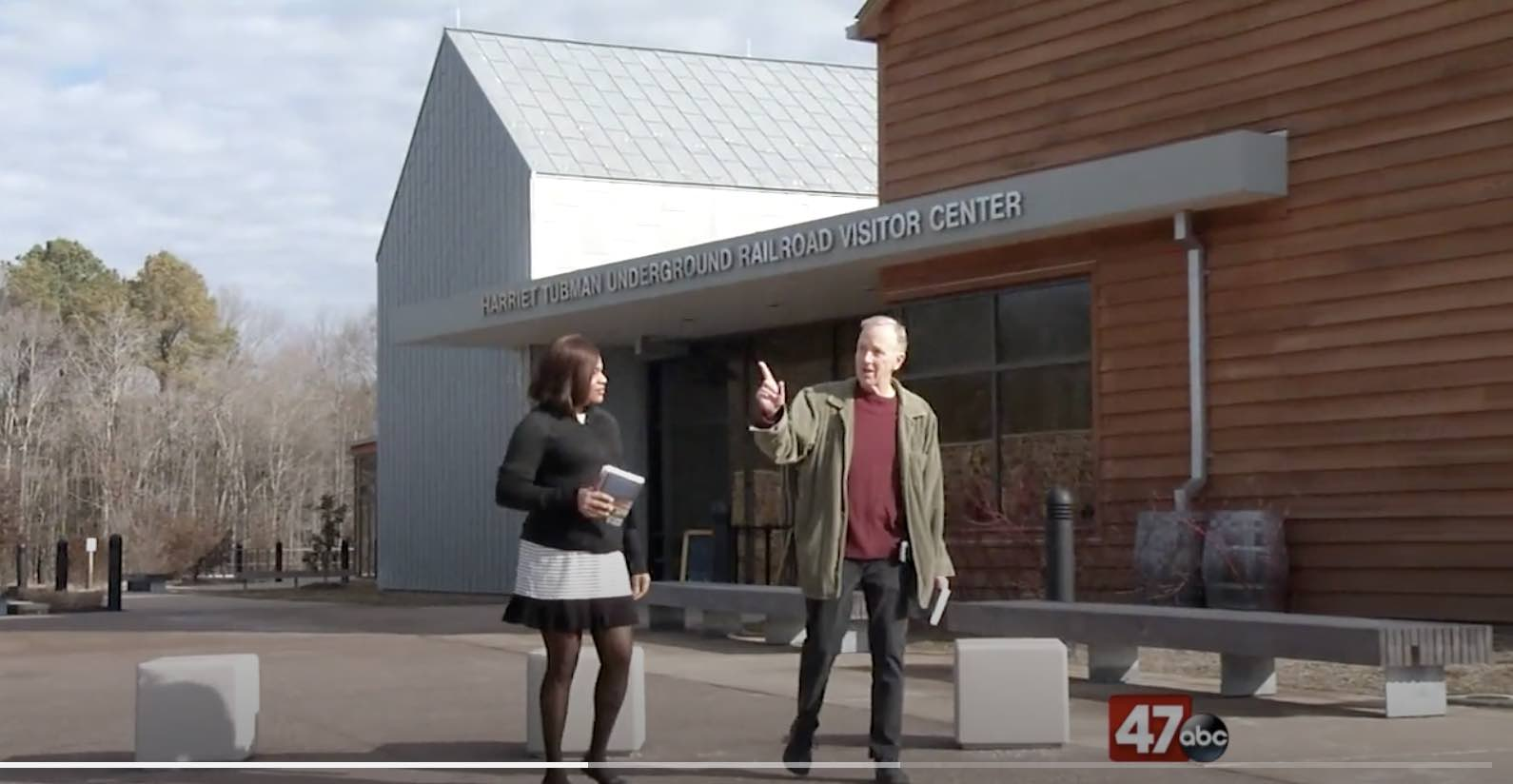 Secrets of the Eastern Shore featured on WMDT-TV News Segment on Harriet Tubman