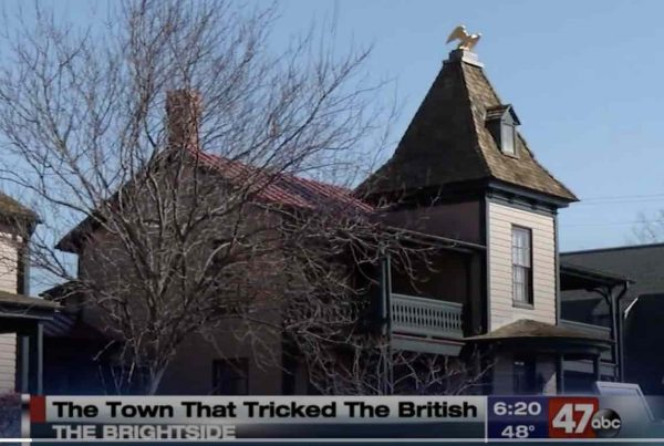 St. Michaels, The Town That Fooled the British