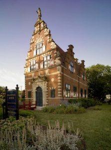 Zwaanendael Museum in Lewes, Delaware