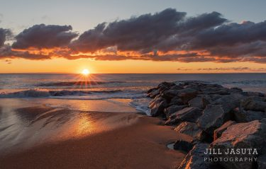 Sunrise at Cape Henlopen