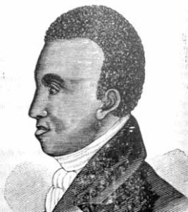 Rev. Peter Spencer of Wilmington, Del.
