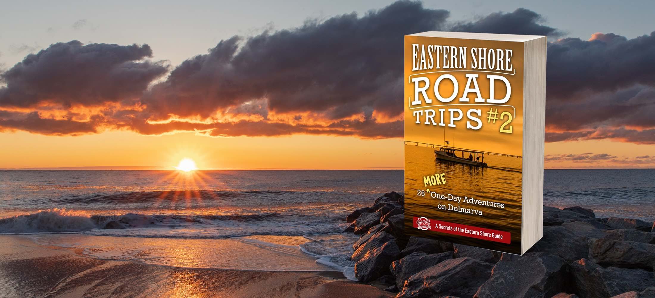 Where to Buy Eastern Shore Road Trips #2 in Stores