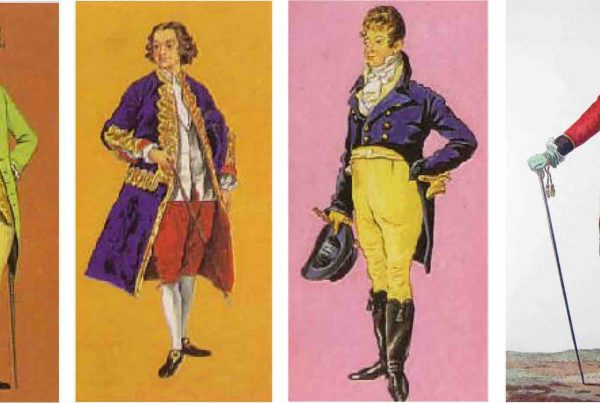 Fashions in Chestertown, Maryland in the Mid-1700s
