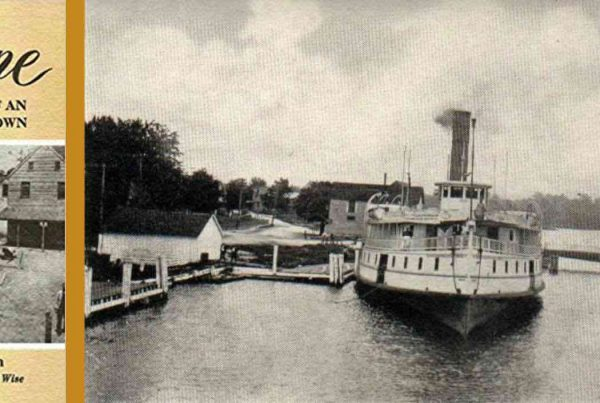 Steamboats on the Choptank