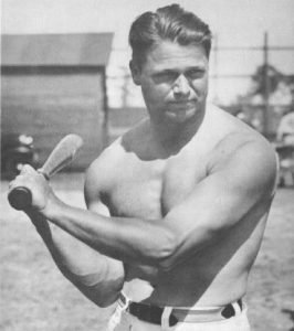 Jimmie Foxx of Sudlersville, Md.