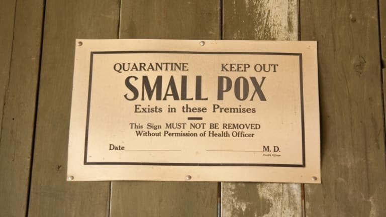 The Year Smallpox Ruined Christmas in Sussex County, Delaware