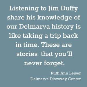 Testimonial Delmarva Discovery Center