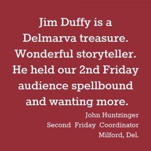 Testimonial Huntzinger Milford Delaware