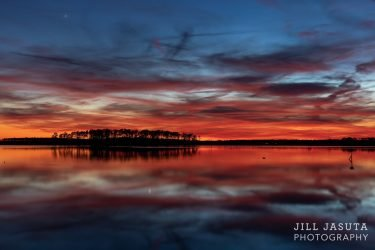 Blackwater Sunset by Jill Jasuta Photography