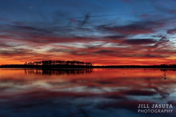 Blackwater Sunset by Jill Jasuta Photography