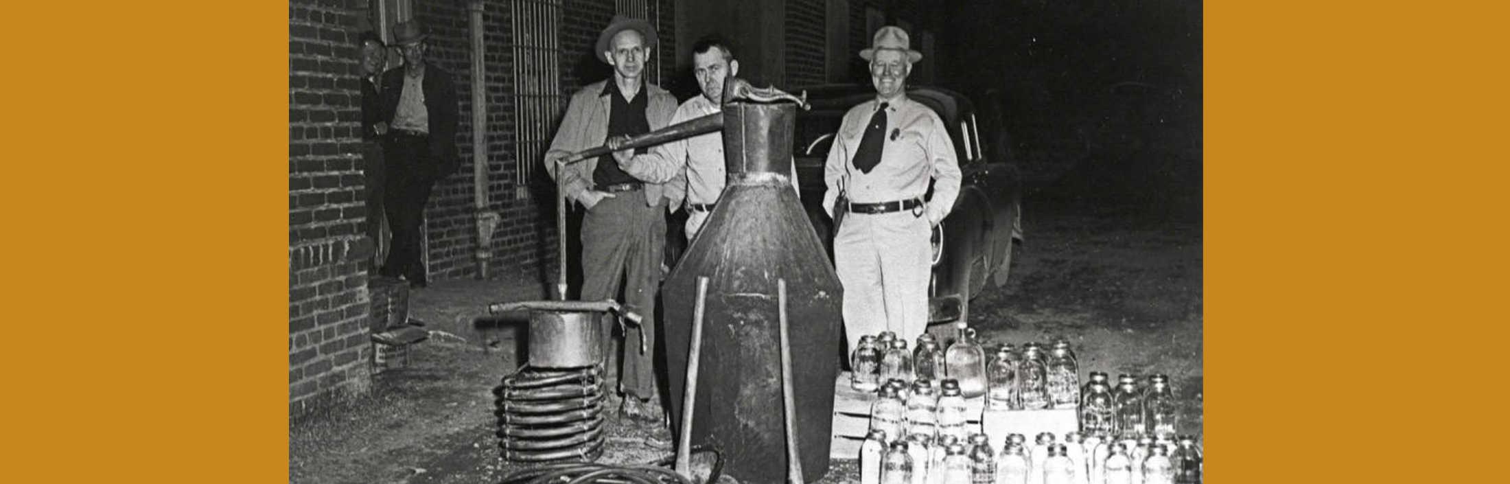 WAY BACK MACHINE: The Great Poplar Island Bootleg Booze Factory of 1929