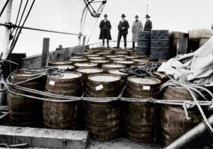 Prohibition and Poplar Island Story