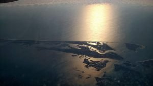 Assateague Island Aerial Sunlight Worcester County