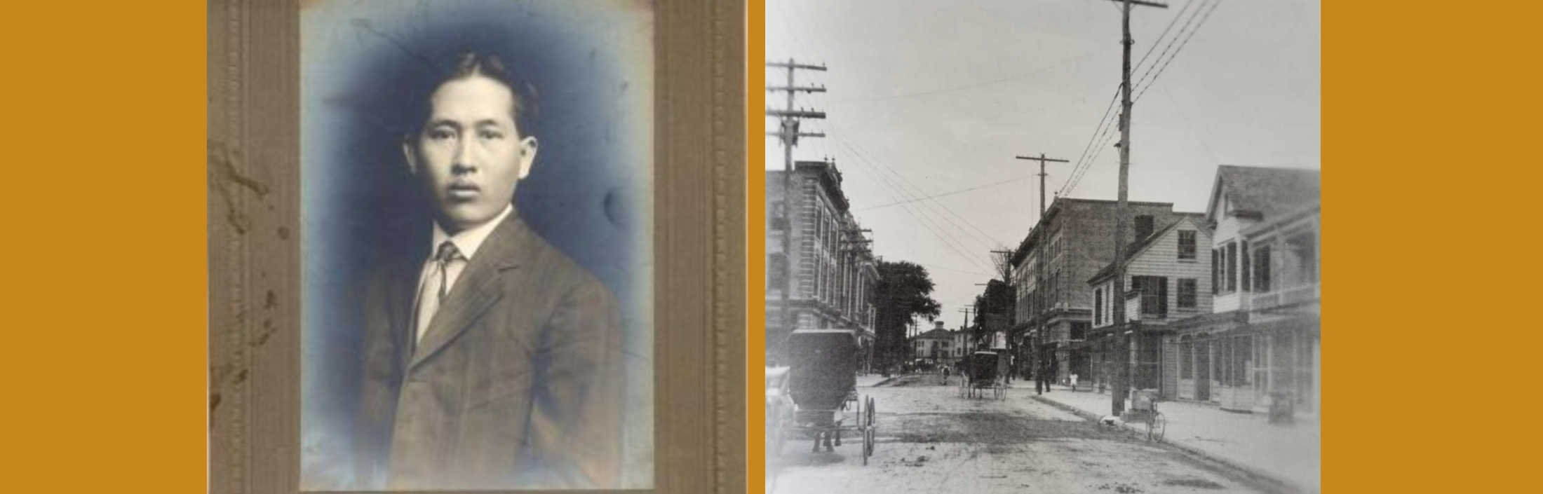 A Delmarva Town's Unlikely Love Affair with a Chinese Laundryman, Early 1900s