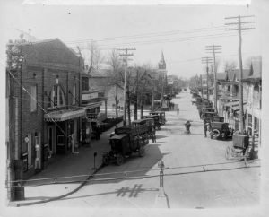 Downtown Seaford Photo Credit Delaware Archives