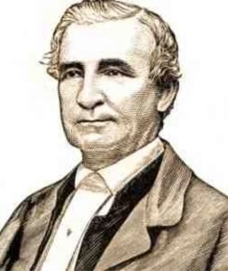 Underground Railroad Conductor John Hunn
