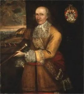 Thomas Savage Portrait