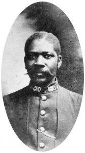 Albert Jackson of Milford, Del. Portrait