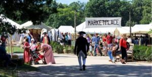 Colonial Fair in Charlestown, Md.