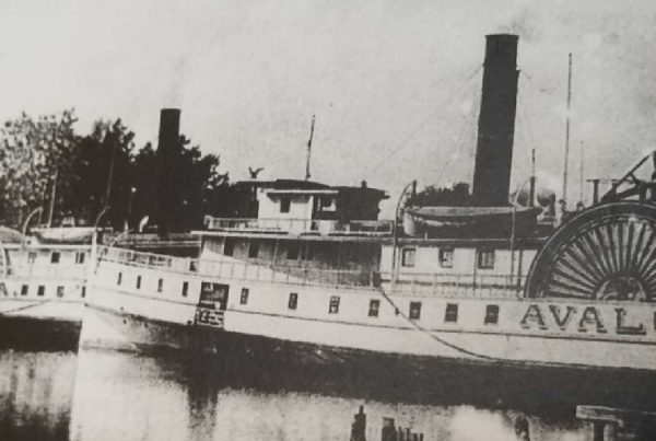Steamboat Memories: The Avalon and the Joppa
