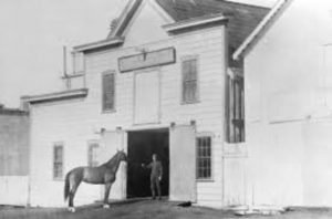 Generic Livery Stable for Story on Choptank, Md.
