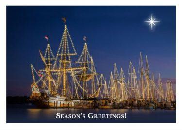 Tall Ships Christmas Product Photo