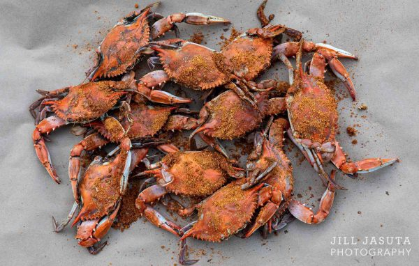 Classic Steamed Crabs