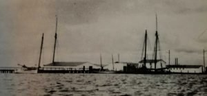 JM Clayton Crab Picking on Hoopers Island 1890 to 1920