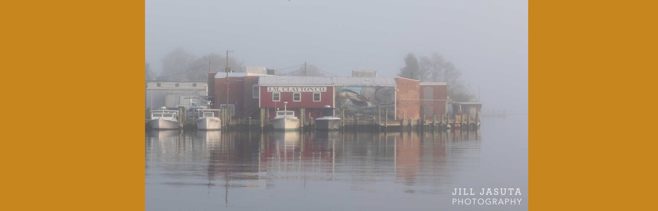 PICTURE THIS: On Cambridge Creek, the Oldest Crabpacking Plant in the World