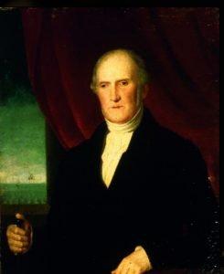 Alexander Mitchell Inventor of Screwpile Lighthouse