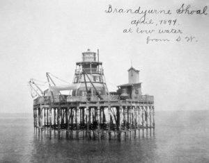 Brandywine Shoal Light 1894