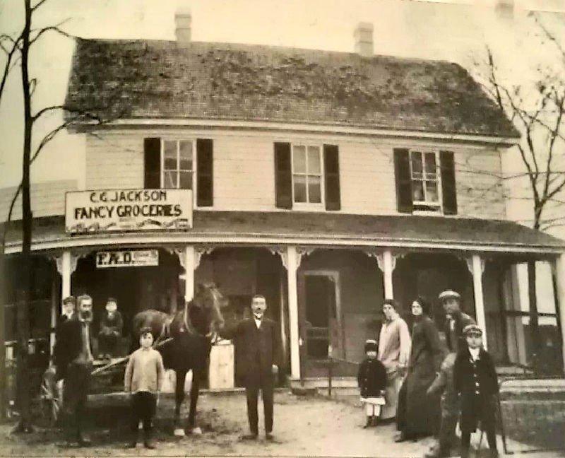C.G. Jackson Fancy Groceries in Claiborne, Md.