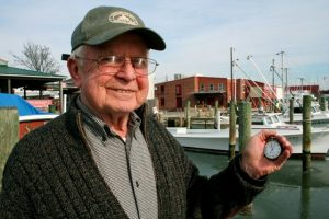 Jack Messick and Stopwatch from Choptank River Lighthouse