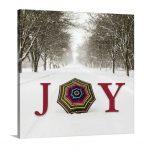 Umbrella in the Snow Joy Product Photo
