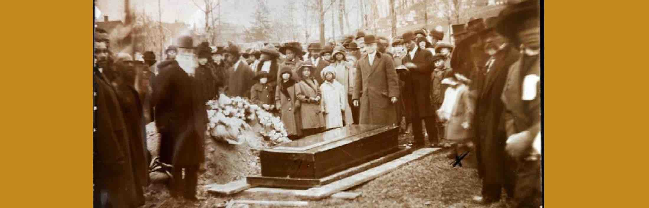 """Now I'm Almost Home!"" The Death and Funeral of Harriet Tubman, 1913"