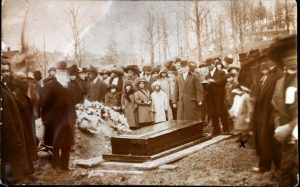 Harriet Tubman Funeral March 1913