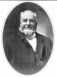 Captain Thomas Albertson Scott in 1890