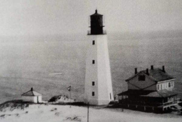 Cape Henlopen Lighthouse Featured Image