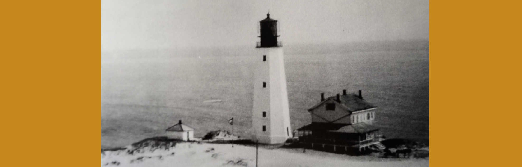 Fall of an 'Ancient Warrior:' The Cape Henlopen Lighthouse Collapses, 1926