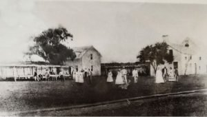 Cobb Island Hotel circa 1870