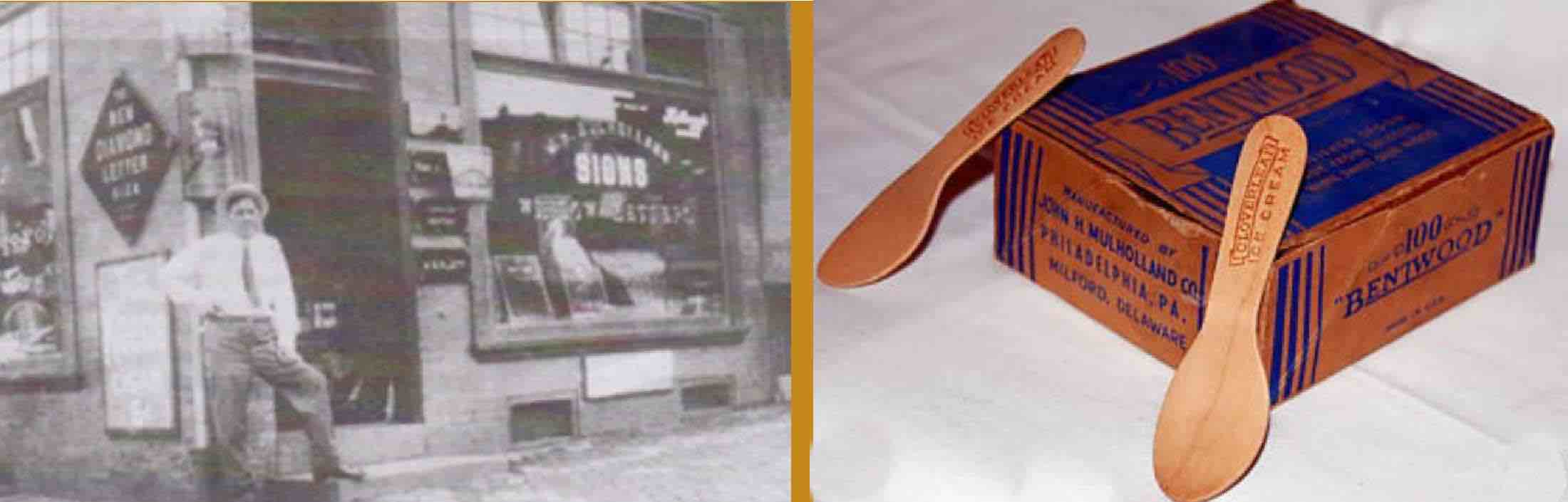 This Milford, Delaware Man Who Helped Ice Cream Parlors Take Off in the 1920s