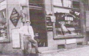 John H Mulholland at Storefront