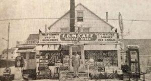 McCabe General Store on Fenwick Island, Delaware