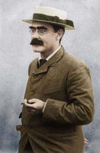 Rudyard Kipling who wrote poem about John H. Mulholland