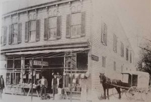 Yates Brothers Store in Cambridge, Maryland