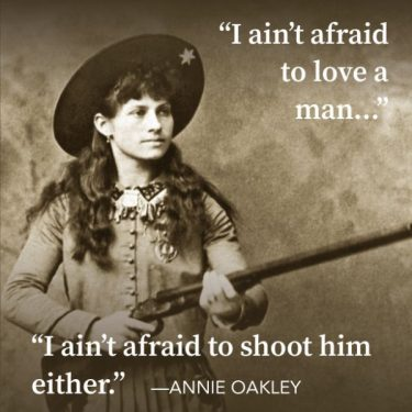 Annie Oakley Product Photo 2